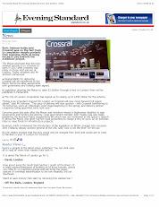 CRASS role gets crasser for Crossrail peddling zealots callous about public £Billions