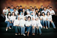 Bersama teman-teman Magister Hukum Bisnis UGM Angkatan 16