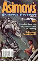 Asimov's Science Fiction February 2006