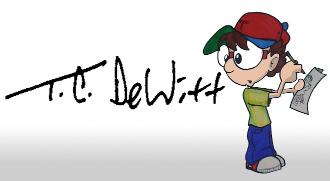 T.C. De Witt - Art, Comics, Videos, and more all brought to you by TC DE WiTT