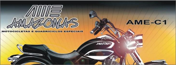 Motos Ame Amazonas
