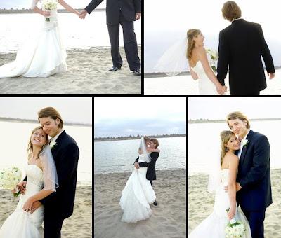 Beach Weddings California on Had The Cutest Couple On It A Southern California Beach Wedding Don