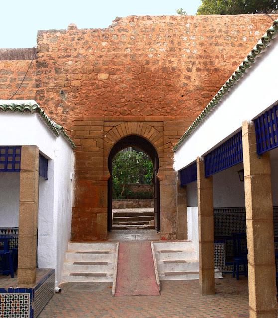 5895 petit tour au jardin de la casbah des oudayas a rabat for Au jardin des gourmets