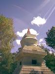 Estupa Budista Bôn de Valle