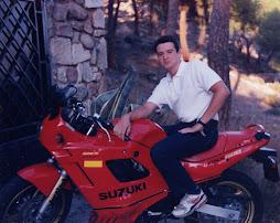 Suzuki GSX600 F '89