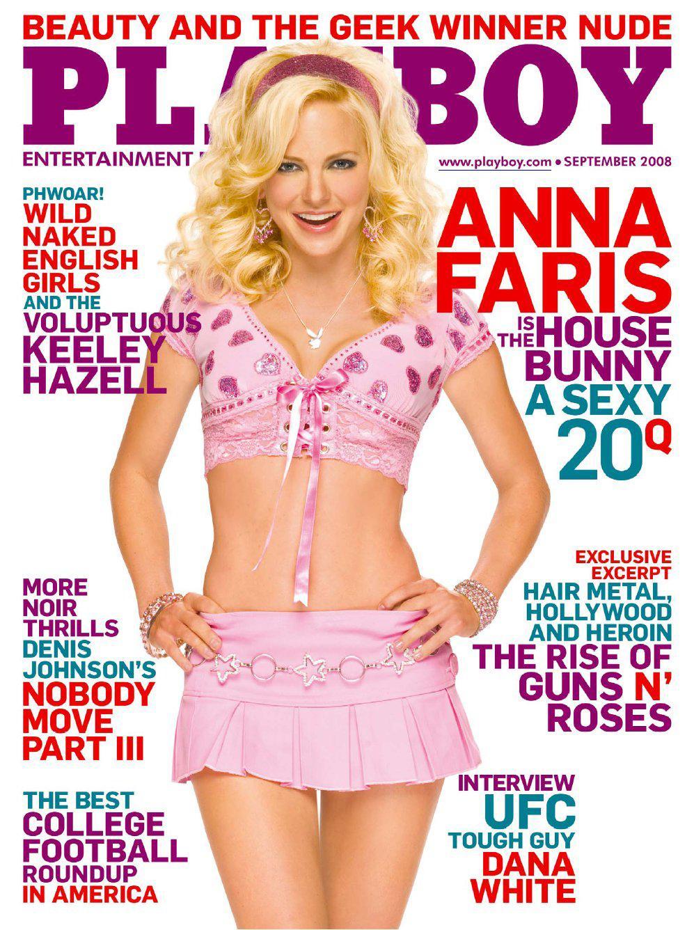 Playboy USA 2008/09 Amanda Corey & Playmate Valerie Mason