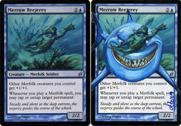 Merrow Reejerey by Otto
