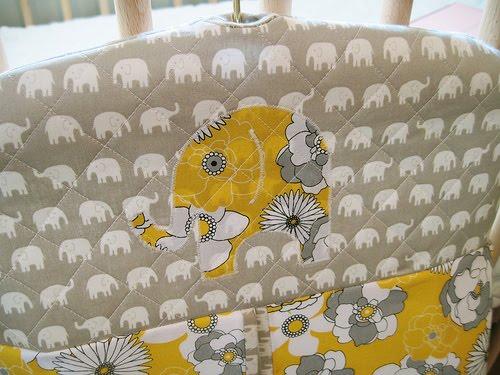 Sew Beautiful Blog Shannons Elephant Diaper Stacker