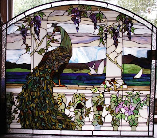 Stained Glass Patterns | My Stained Glass Blog: Tiffany Peacock