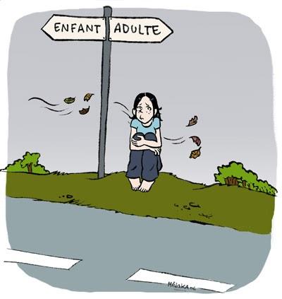 L'adolescence de l'art - Merlanfrit