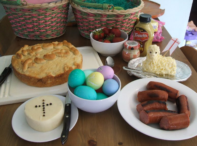 Guest post polish easter baskets negle Image collections