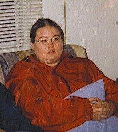 At my biggest, 315 pounds, fall 2001