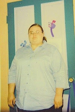 May 2002, 315 pounds