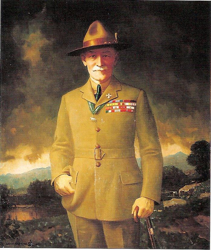 Baden Powell!