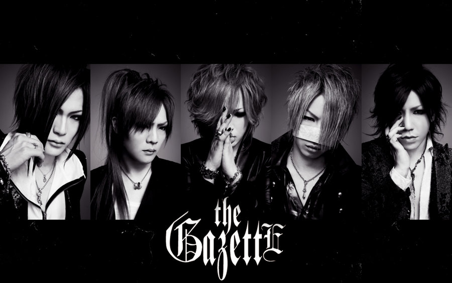 yuri☆yuriが選ぶThe Gazetteのアー写407
