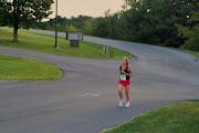 Jessica's 5 K race