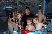 Kaden's Birthday Party