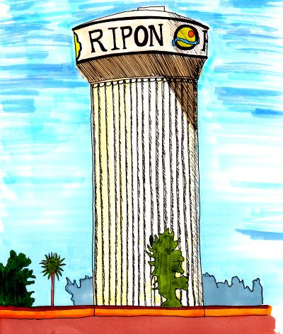 Ripon Water Tower