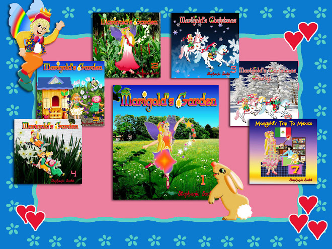 Marigold's Garden Readers, Activity Book, Game, Posters