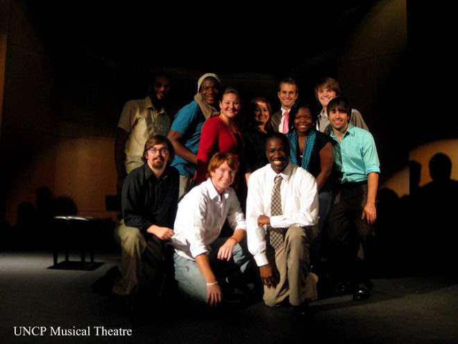 Musical Theatre Studio Fall 2010
