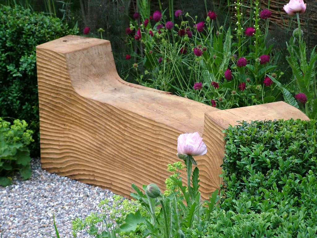 Growing with plants garden bench round up