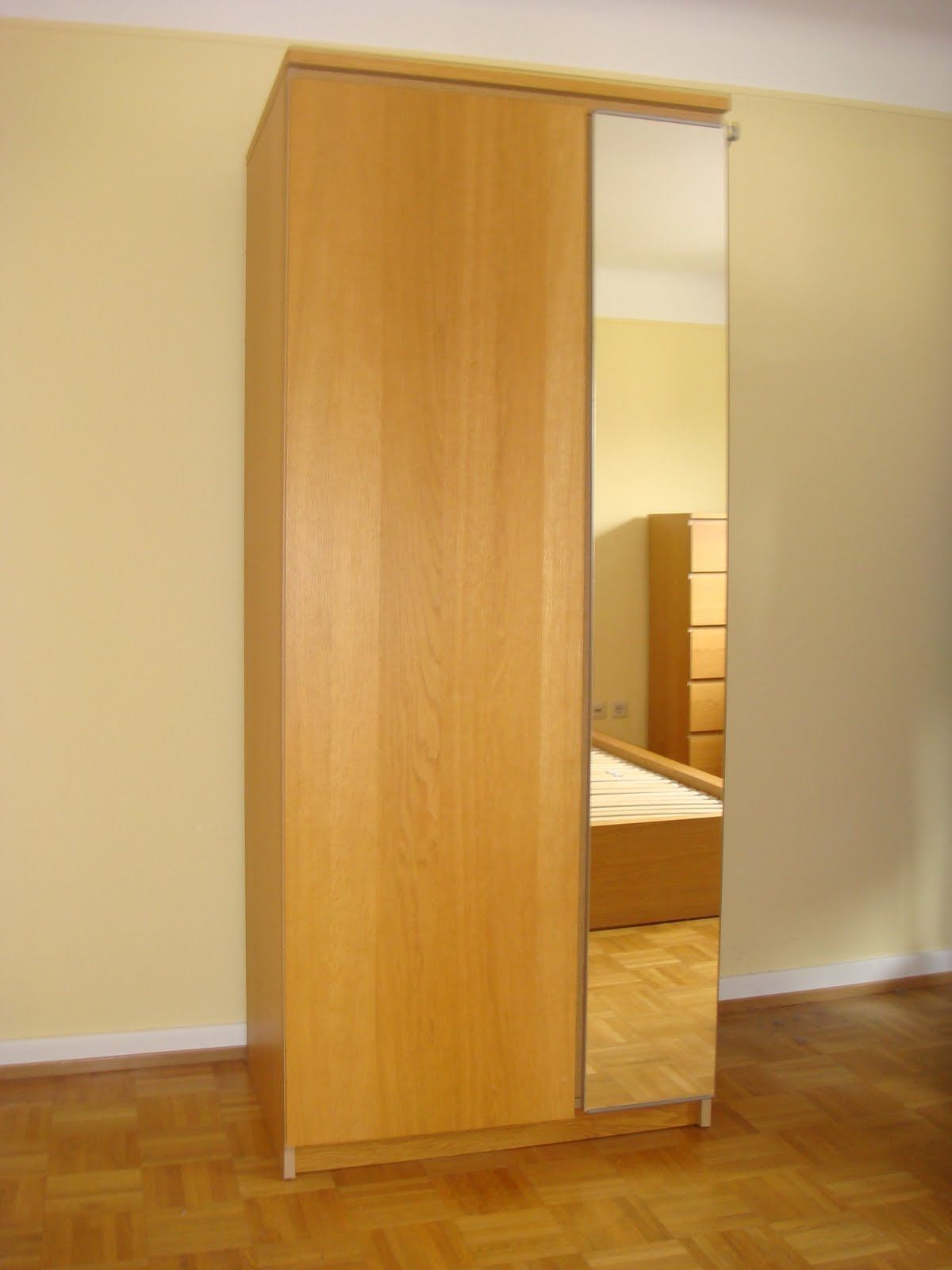Built In Wardrobe Plans  WoodWorking Projects amp Plans