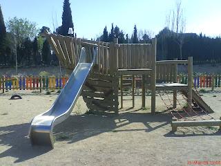 parque niños Pinarcanal