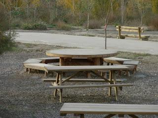 mesa Parque de Torrelosajos Zaragoza
