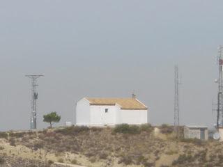 Ermita de san Jorge Zaragoza El Burgo de Ebro