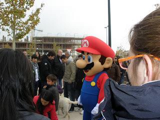 Super Mario Bros en Zaragoza