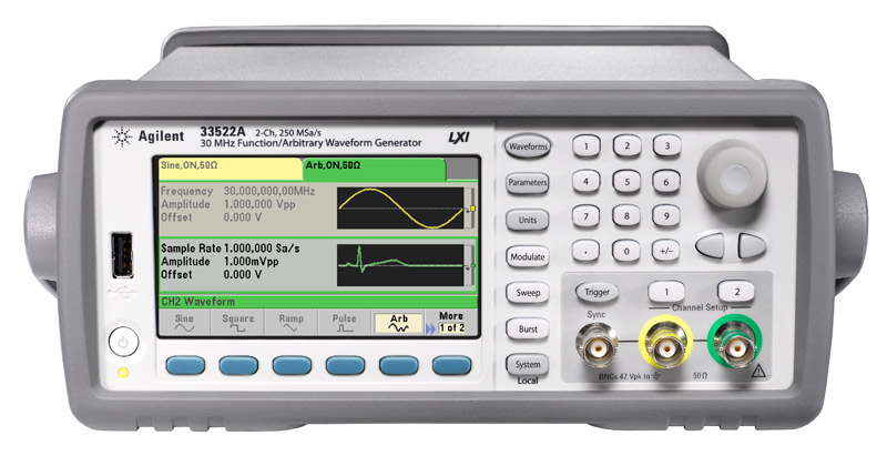 General Purpose Electronic Test Equipment Gpete Agilent