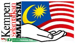 kempen selamatkan Malaysia