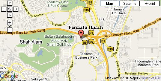 Permata Hijrah di Shah Alam, korang dah cuba?