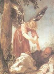 Bajo la protección de los ángeles.