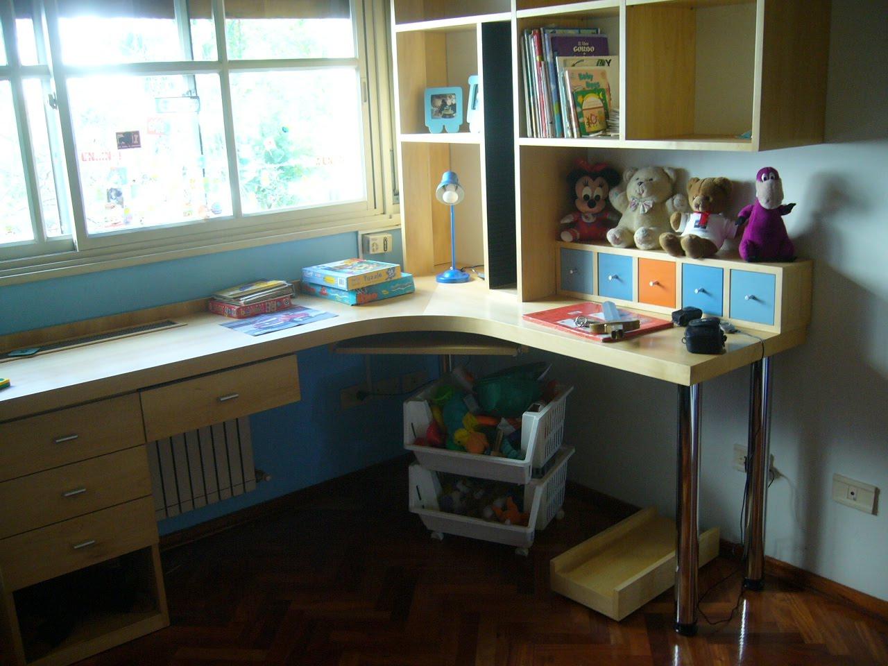 Mythourbano deco y muebles cuarto chicos - Muebles para chicos ...