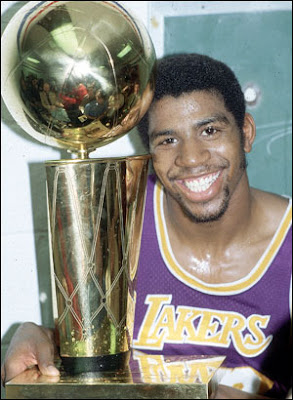 Magic Johnson 1980