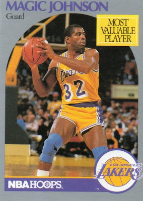 Magic Johnson 1990