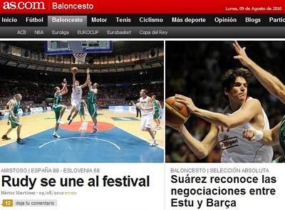 Diario As - Baloncesto
