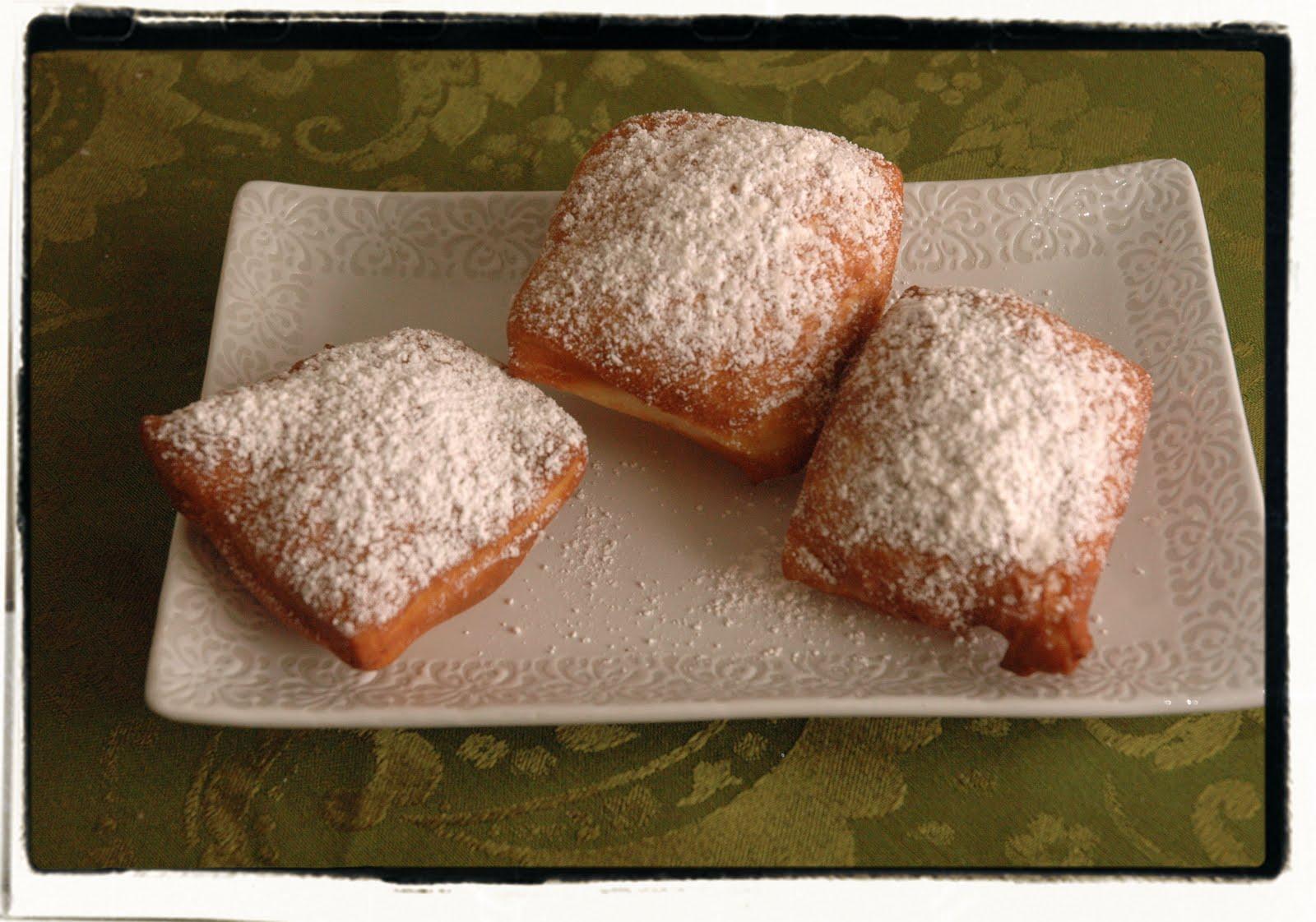 Beignet+Dough+Recipe Lori Jean Cooks!: RECIPE: Beignets