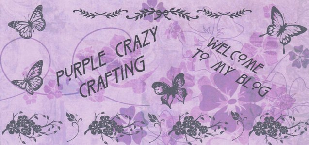 Crafting Purple Crazy