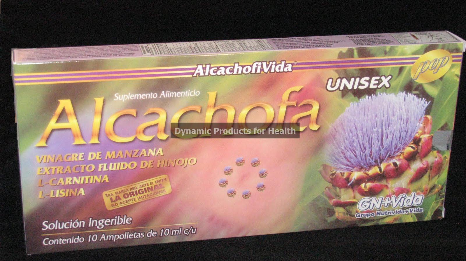 Noticias Sobre las Ampolletas de Alcachofa