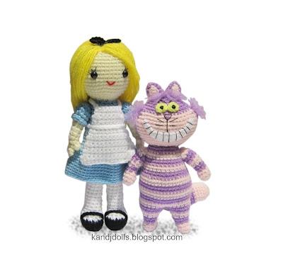 Amigurumi oyuncak modelleri