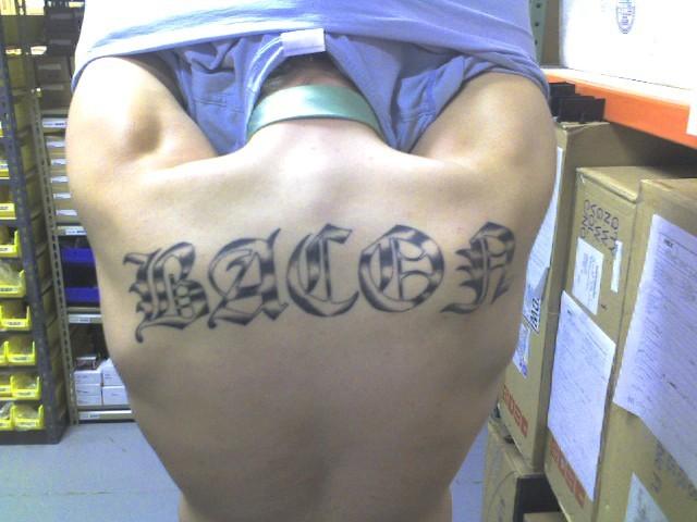 Pokeball 3D tattoo guy