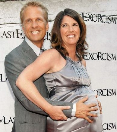 Photo of Patrick Fabian & his  Daughter  Abbey Ray Fabian
