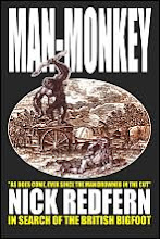 NICK REDFERN'S MAN-MONKEY