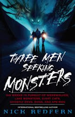 Three Men Seeking Monsters, US Edition, 2004