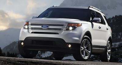 2011 Explorer Ford