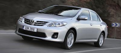 Toyota Corolla Design