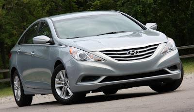 2011 Hyundai Sonata GLS Design