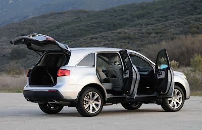 2010 Acura MDX Concept